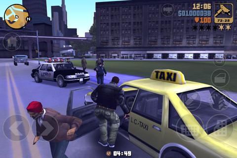 Игры на андроид гта Theft Auto