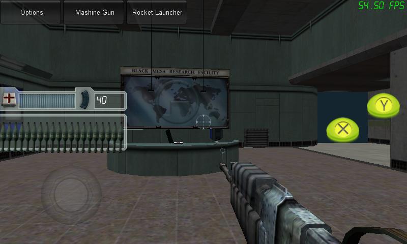 Скачать Half-Life для Android