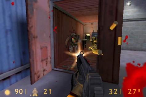 Half Life. Скриншот 0