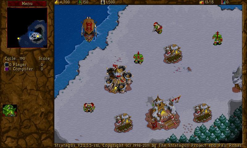 Скачать warcraft ii: tides of darkness 0. 9. 7 для android.