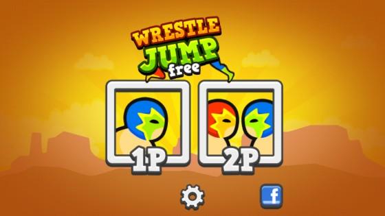 Wrestle Jump 0.0.1. Скриншот 0