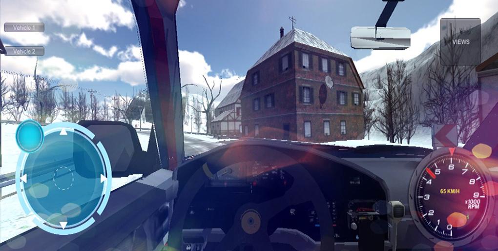 Симулятор вождения машины на андроид: обзор самых популярных.