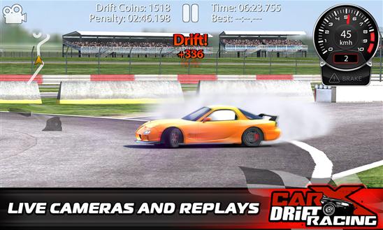 Car x drift на компьютер скачать