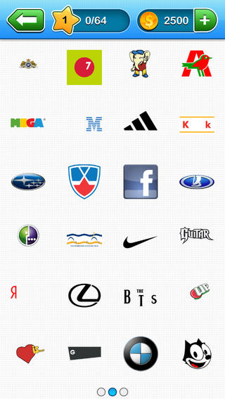 Ответы игры брендомания с картинками