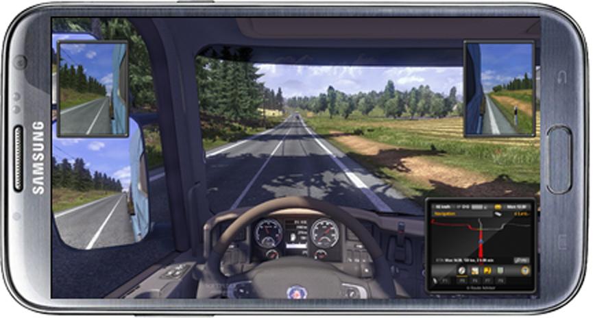 Скачать грузовик симулятор на андроид