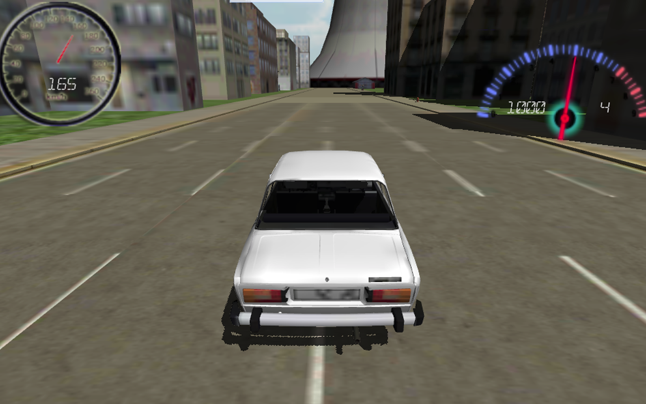 Скачать симулятор вождения автомобиля ваз 2106