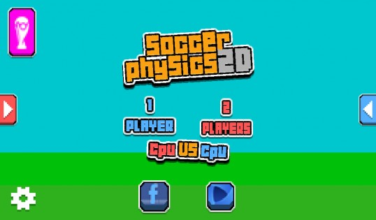 Soccer physics 2d скачать на андроид