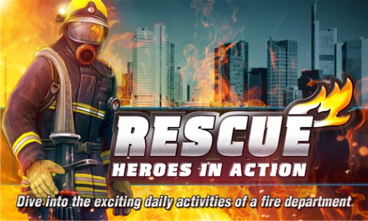 Rescue - Heroes In Action Для Windows Phone