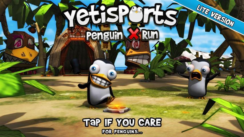 Скачать игру про пингвина на пк