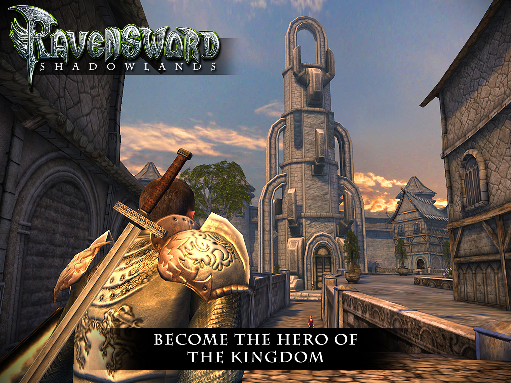Ravensword: shadowlands apk + sd data free full | fantastrik info.