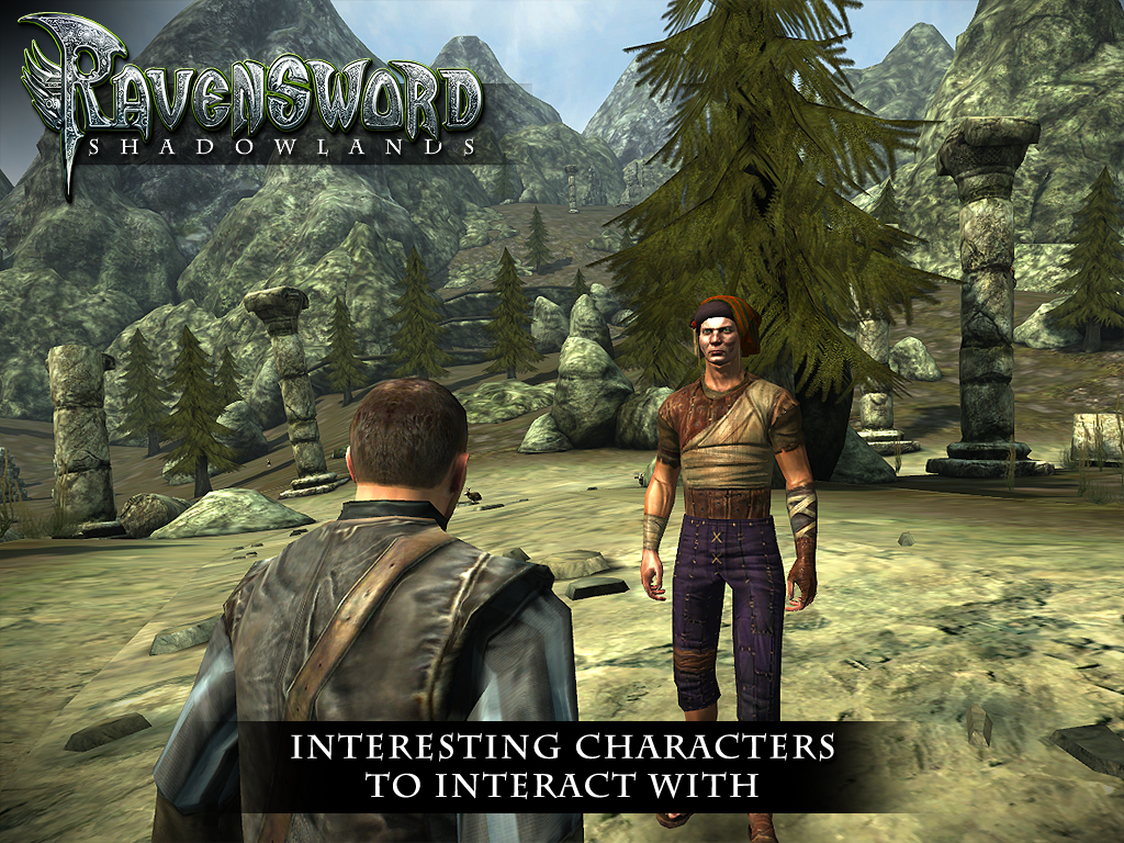 Ravensword shadowlands full game free download on android | hd.