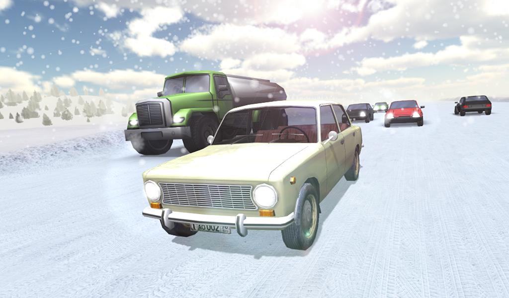 Скачать игру russian traffic racer на компьютер