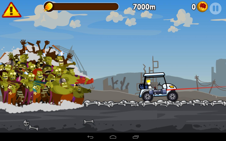 скачать игры на андроид zombie road trip много денег скачать