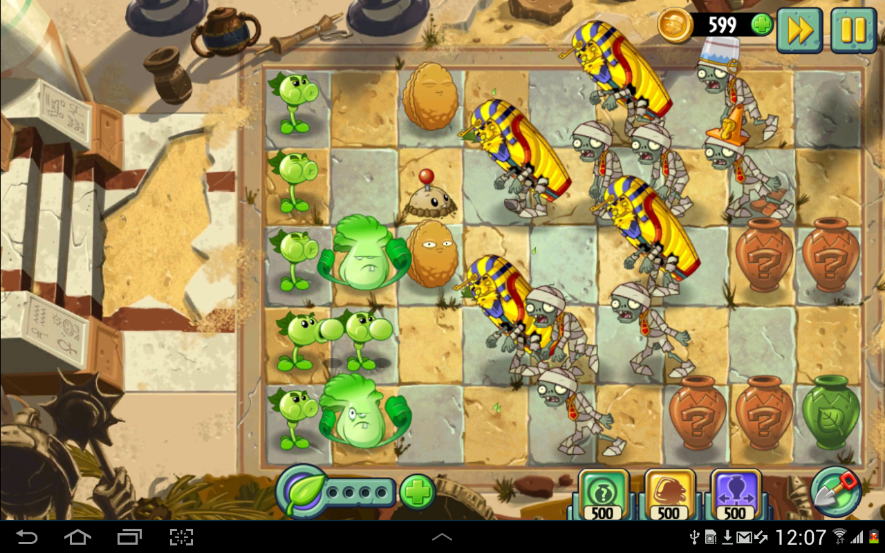 Скачать plants vs. Zombies free 2. 2. 00 для android.