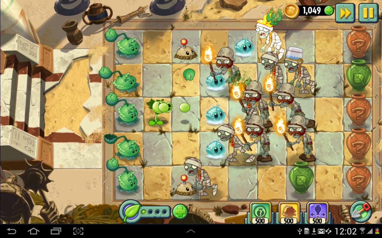 Скачать plants vs zombies 2 6. 6. 1 для android.