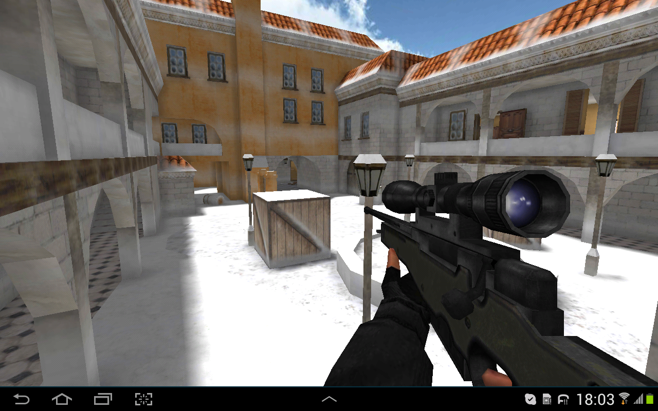 Critical strike portable for android version 3535[unlimited.