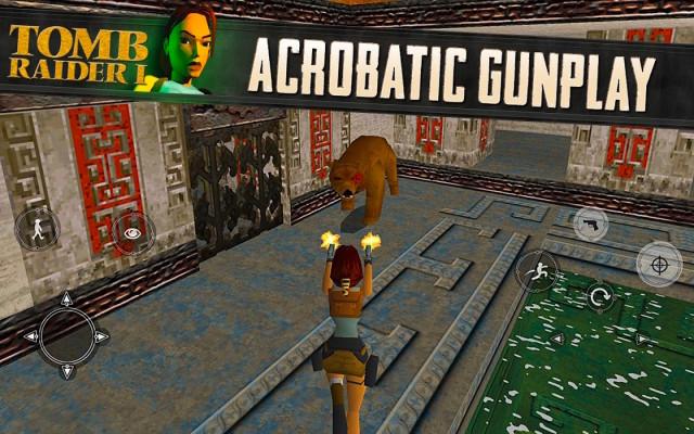 Tomb Raider 4: The Last Revelation (PSX-PSP/RUS) » …