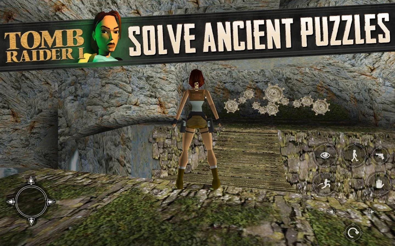 Скачать Tomb Raider I на андроид бесплатно …