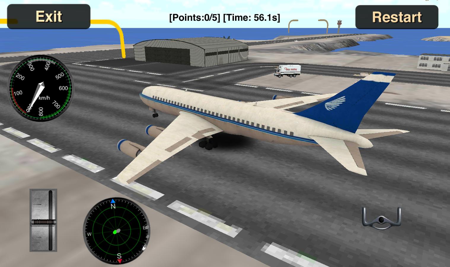 3d симулятор самолета скачать на пк