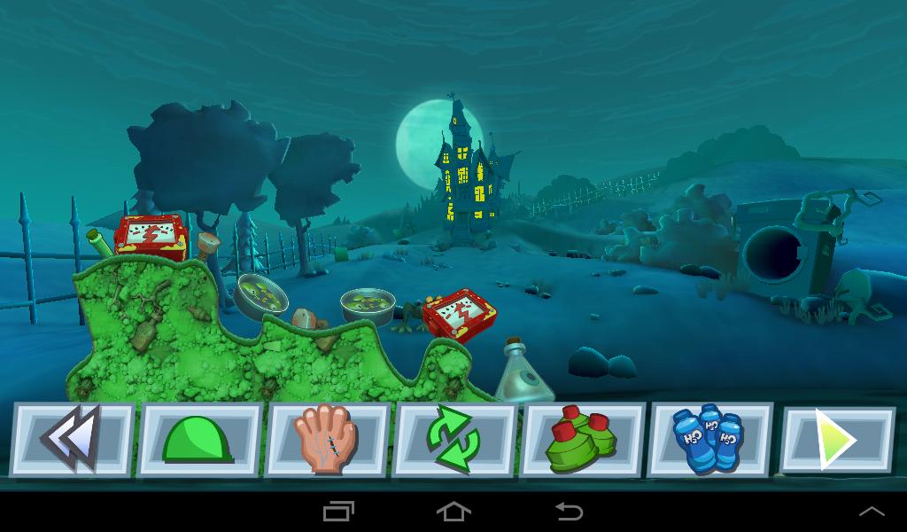 Скачать игры на андроид бесплатно вормс 3