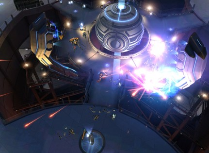 Halo: Spartan Strike. Скриншот 5