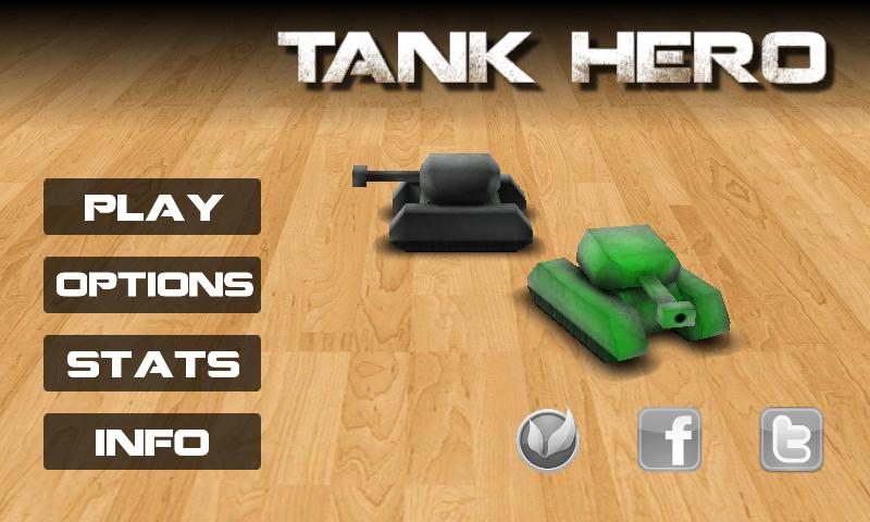 Tank hero скачать игру