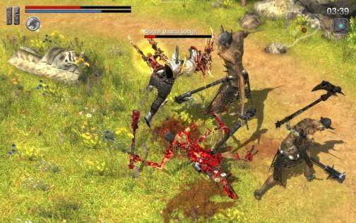 Ire: Blood Memory 2.1.3. Скриншот 3
