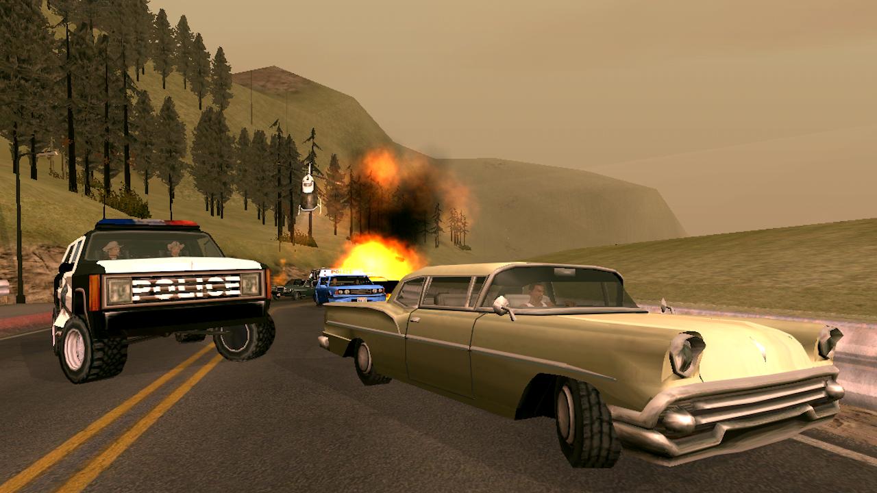 Скачать Grand Theft Auto: San Andreas [Мод: много денег