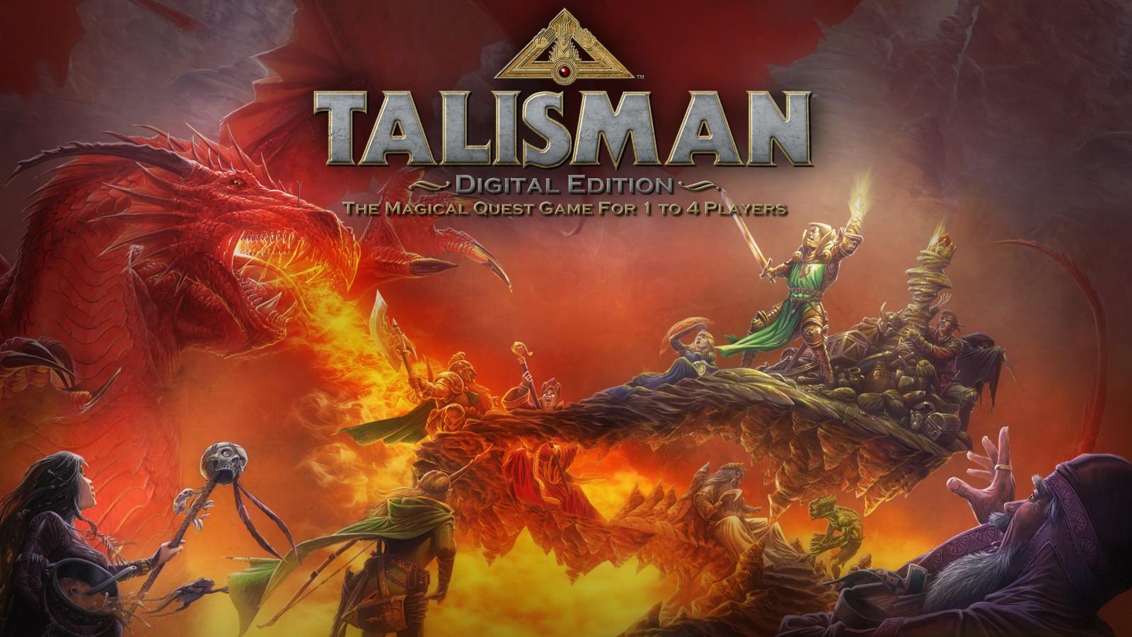 Talisman digital edition rus скачать торрент