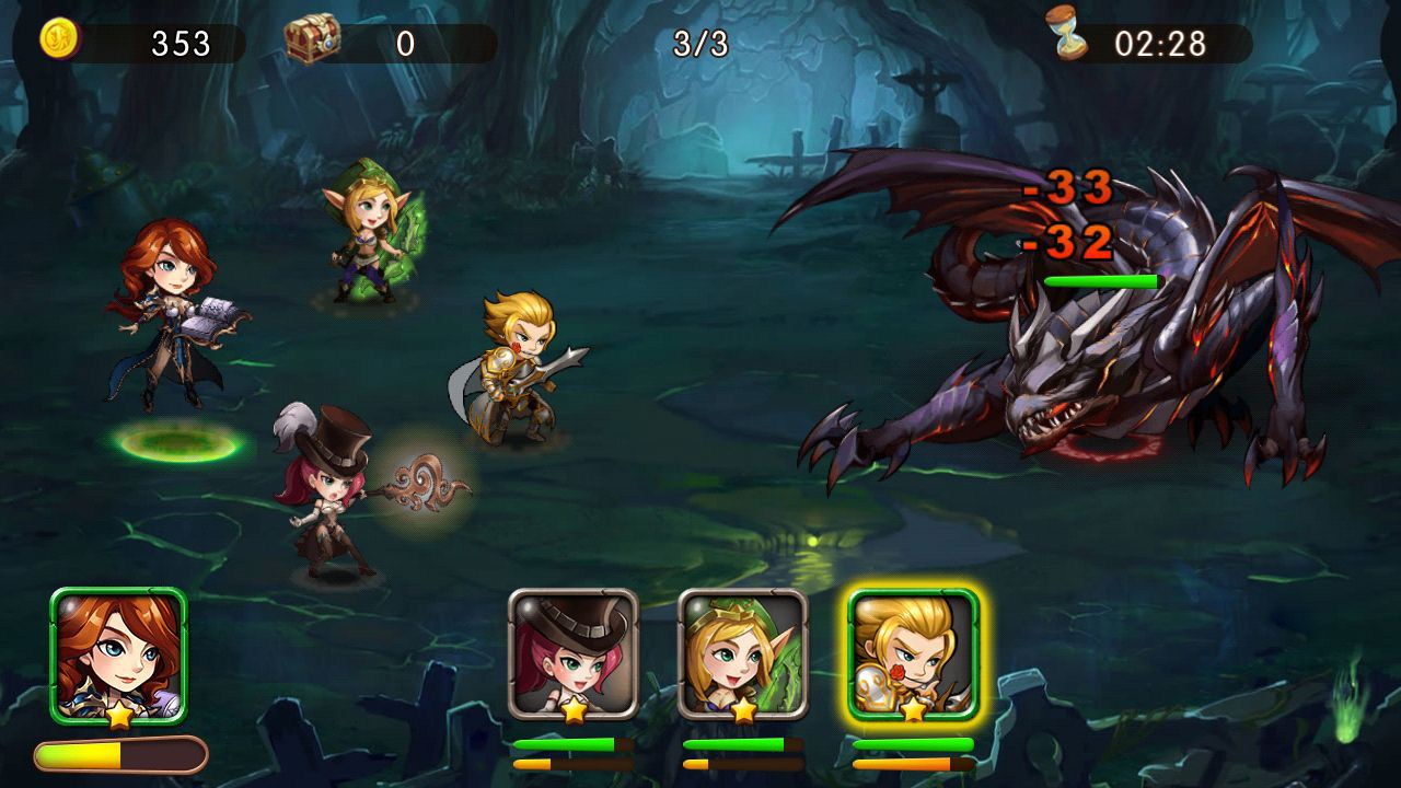 League of angels -fire raiders android games in taptap   taptap.