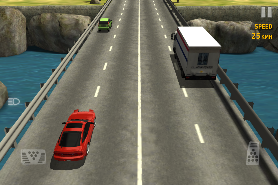 Traffic racer v 2.0
