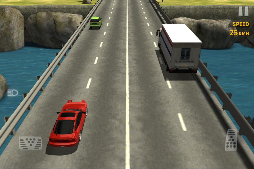 скачать traffic racer v 2.0