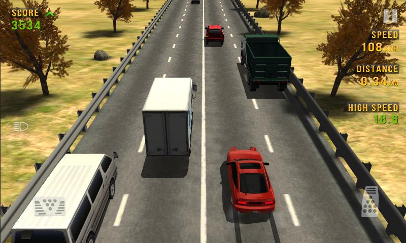 скачать на андроид игру трафик рейсер