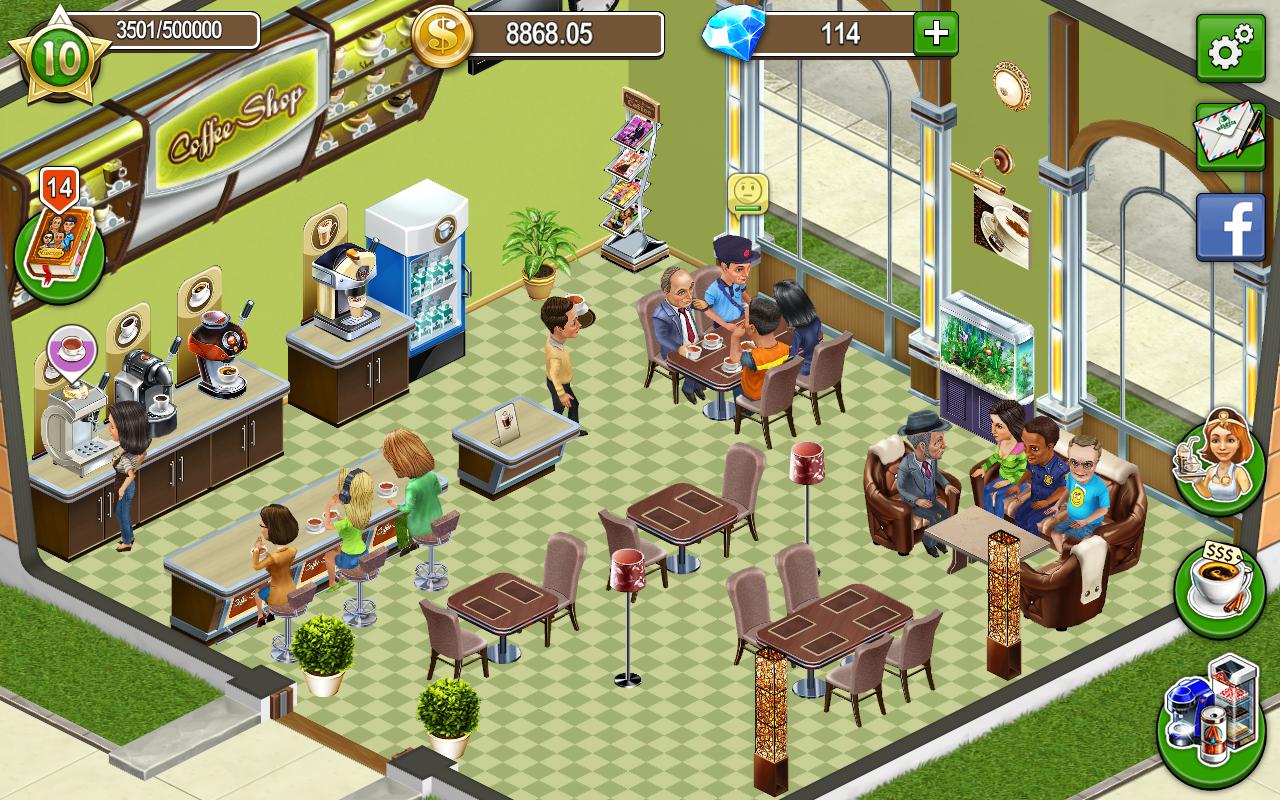 комплект Следовательно, играть симуляторы кафе рестораны нашем интернет-магазине представлены