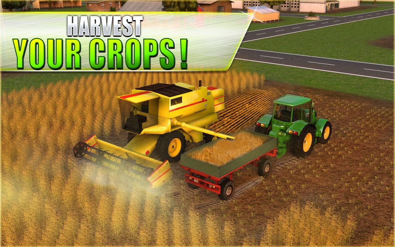Скачать симулятор трактора игра на андроид