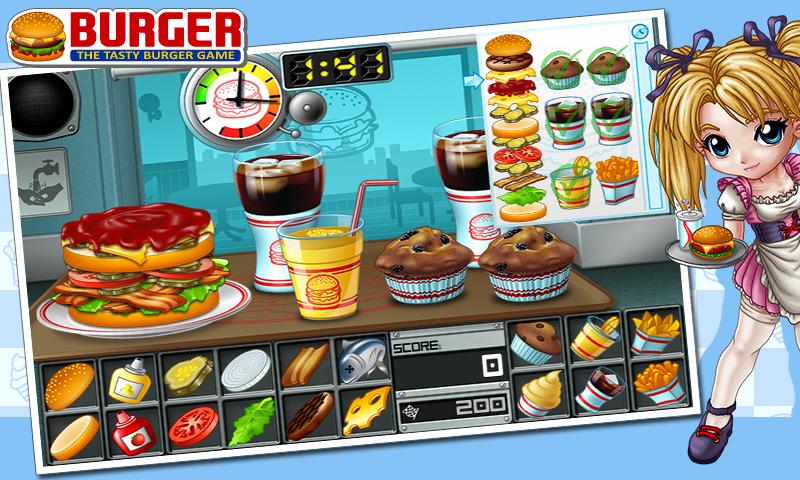 Симулятор гамбургера скачать