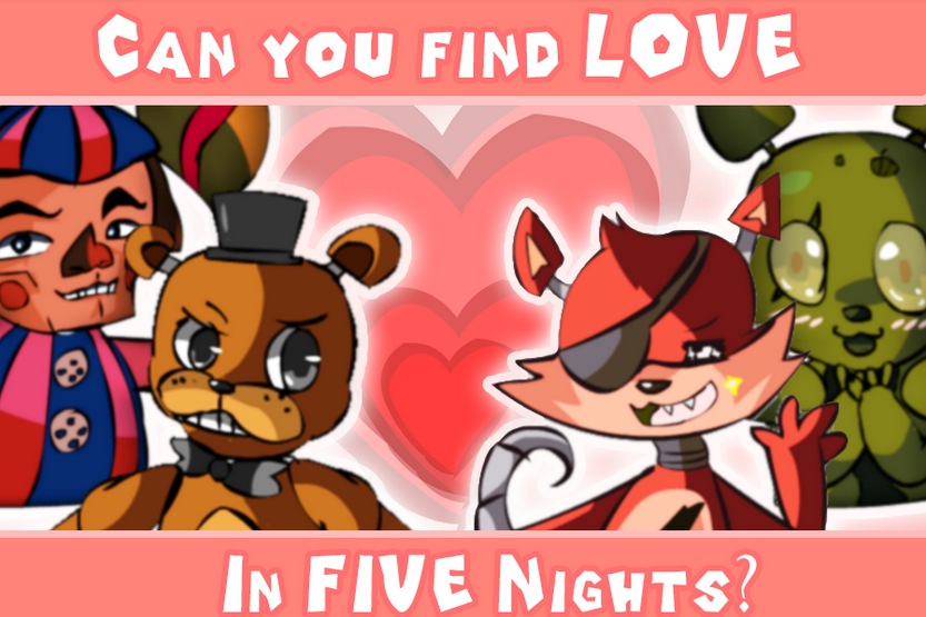 five nights of love version 5