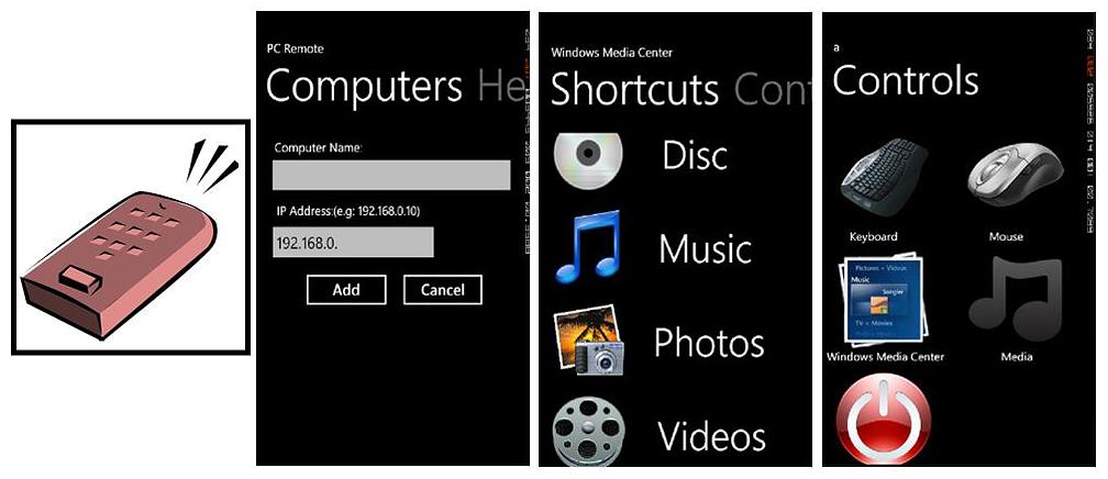 Скачать PC Remote 3 17 0 1 для Для компьютера, Windows Phone