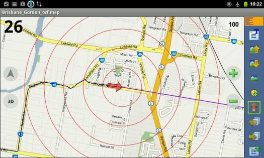 OziExplorer 1.28.0. Скриншот 1