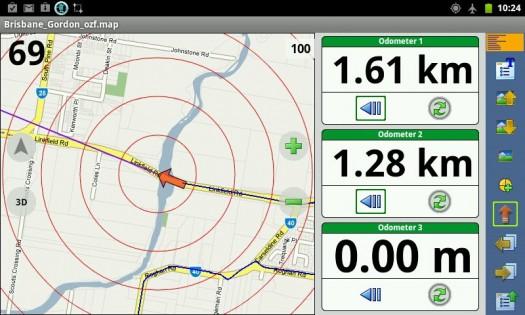 OziExplorer 1.28.0. Скриншот 2