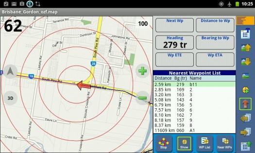 OziExplorer 1.28.0. Скриншот 4