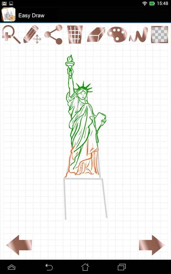 Скачать приложения учимся рисовать на андроид