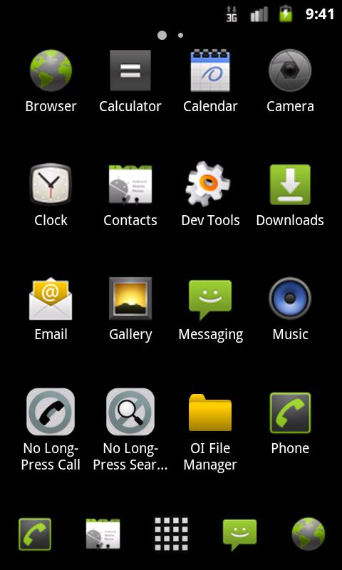 Legacy launcher / start menu for android apk download.