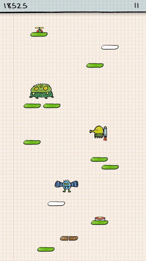 Doodle Jump скачать игру на андроид img-1
