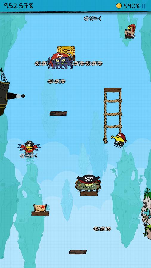 Doodle Jump скачать игру на андроид - фото 5