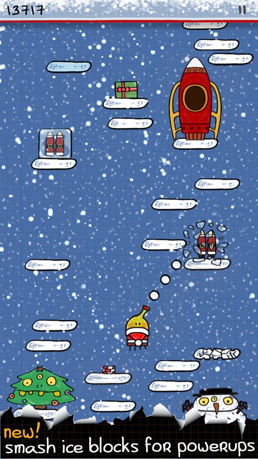 Doodle Jump скачать игру на андроид - фото 7