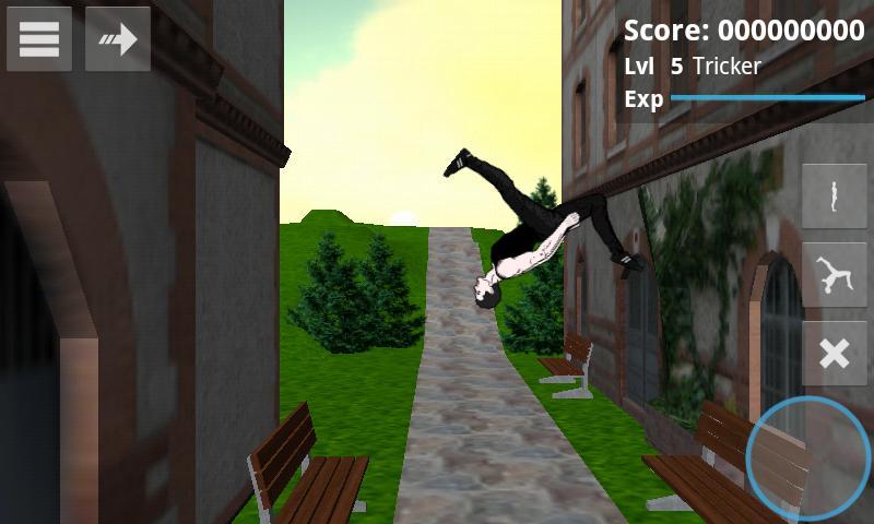 Игра Backflip Madness Скачать - фото 3