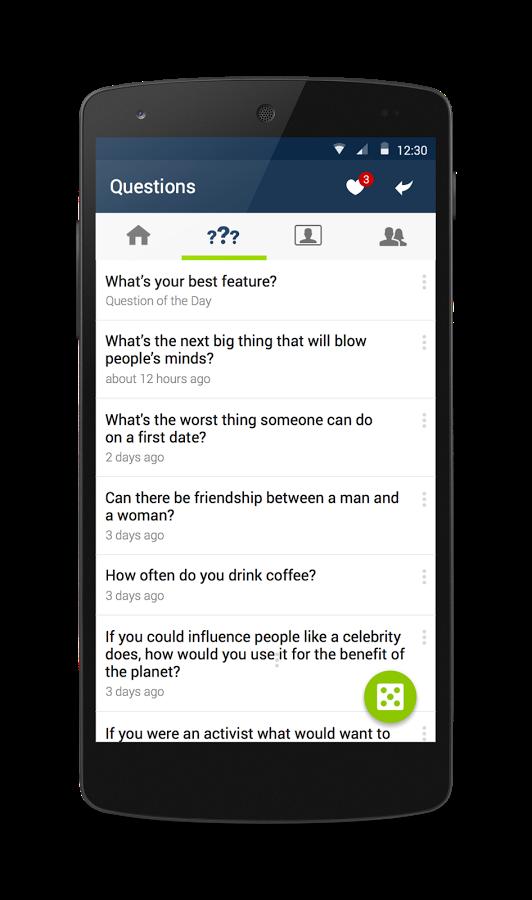 мобильная версия ask.fm