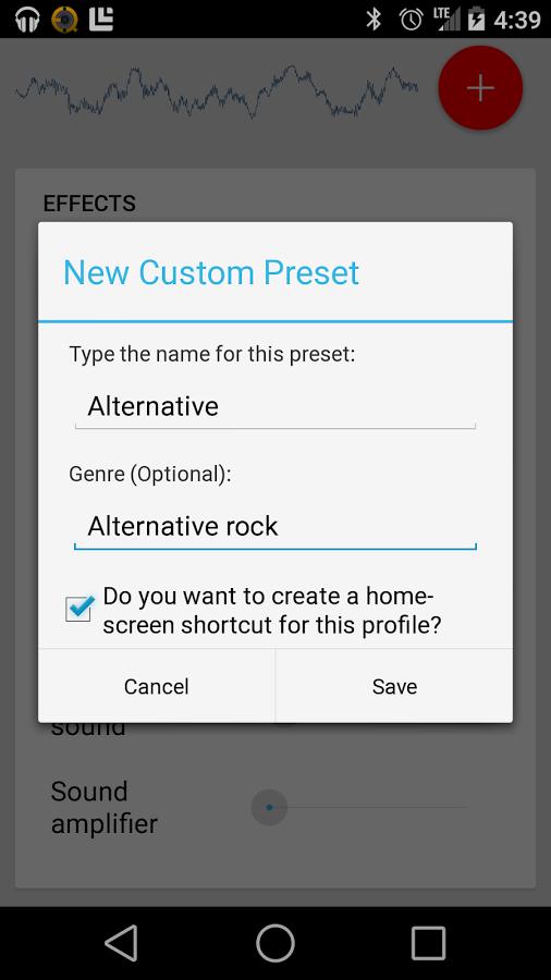 Скачать Equalizer 4 0 5 для Android