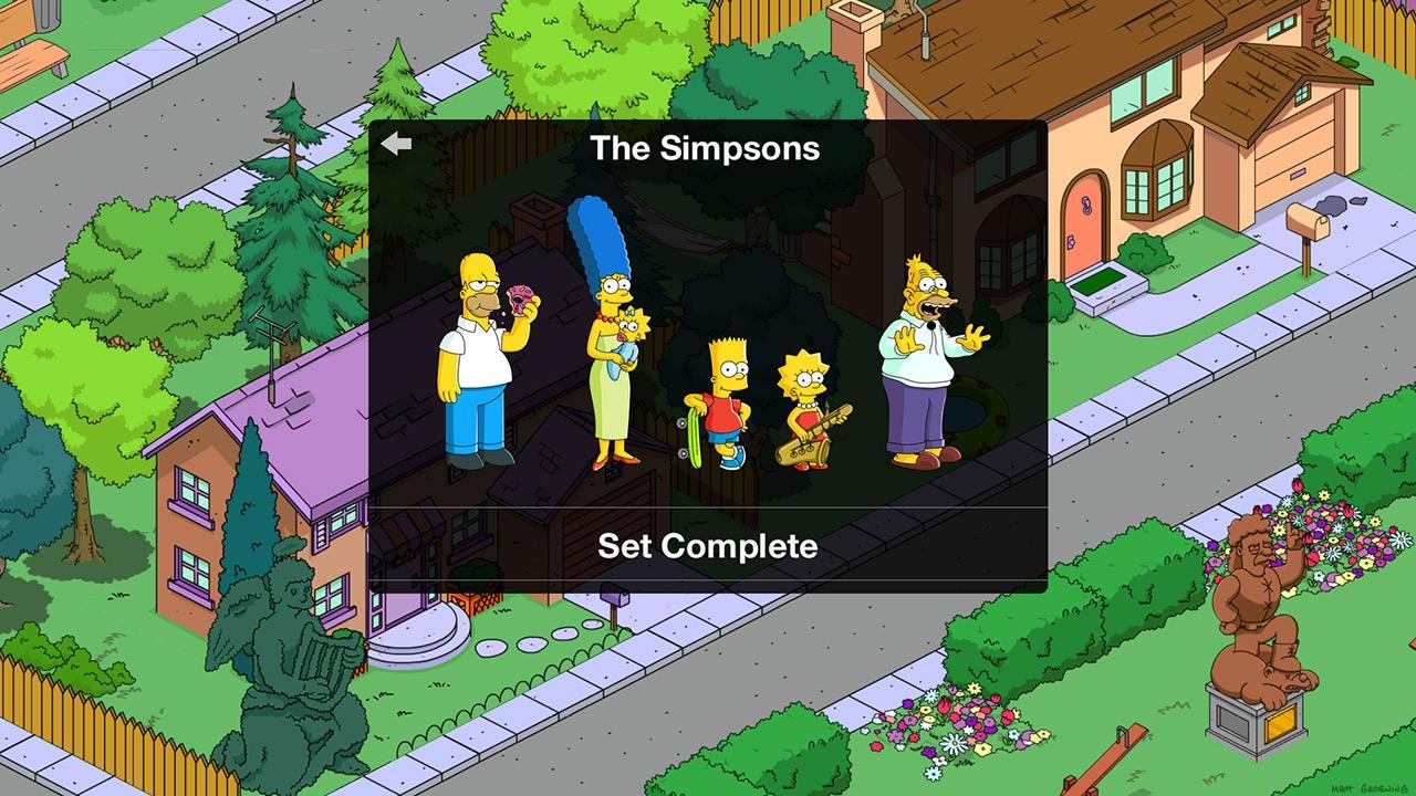 Скачать симулятор симпсонов